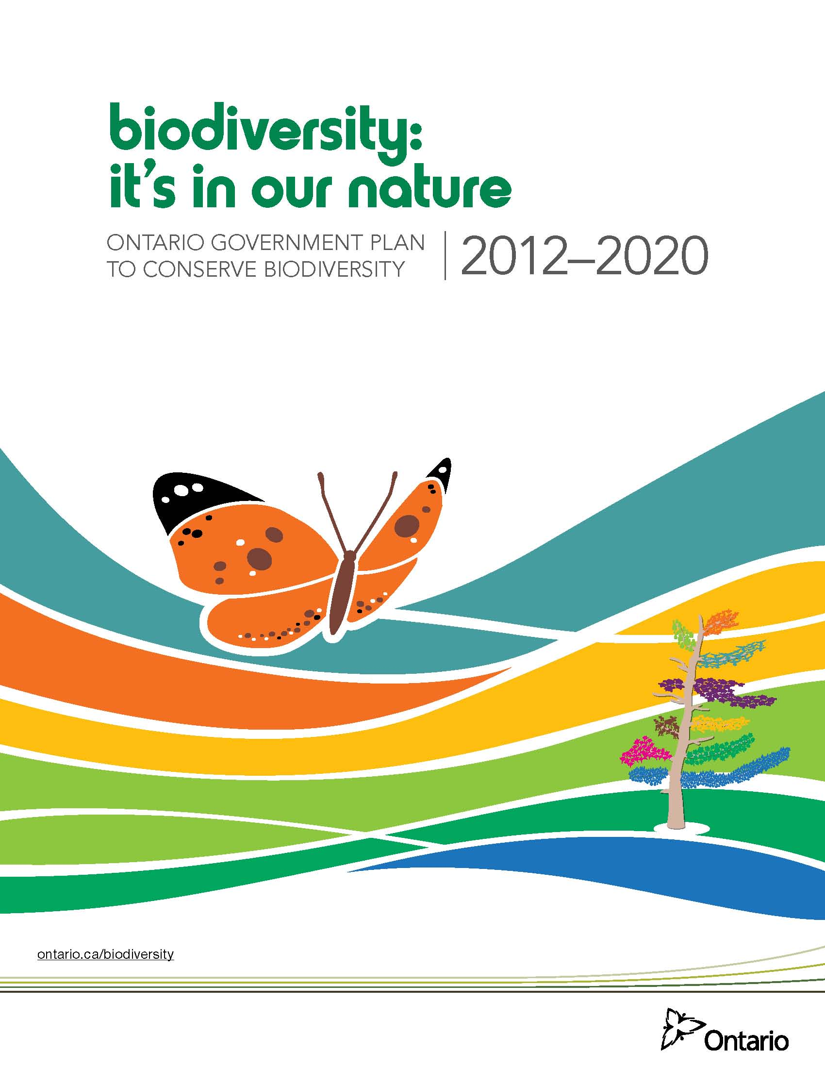 Biodiversity: It's In Our Nature cover